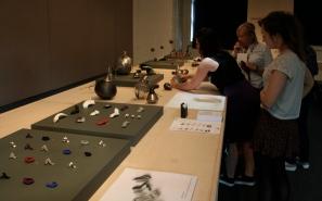 NCAD Graduate Show Metals Jewellery 2014